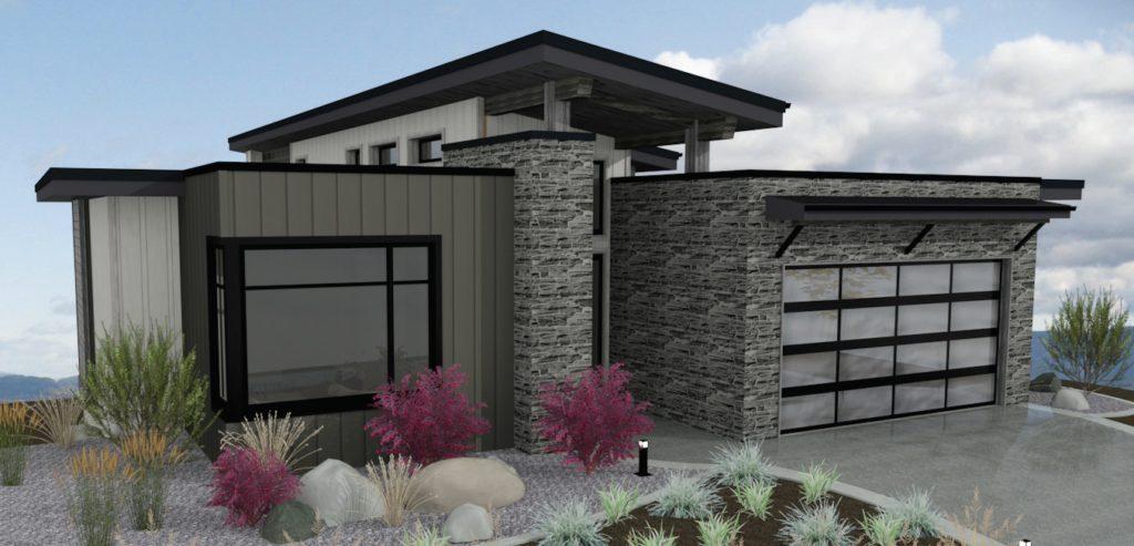 AuthenTech Homes Predator Ridge Showhome, Lot 45, 145 Diamond
